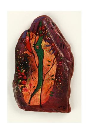 Emerald Tree, 2006 by Jane Deakin