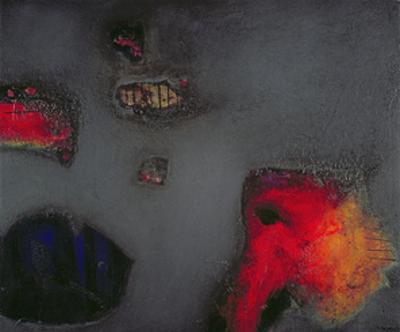 Seahorse, 1999 by Jane Deakin