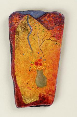 The Golden Mountain, 2006 by Jane Deakin