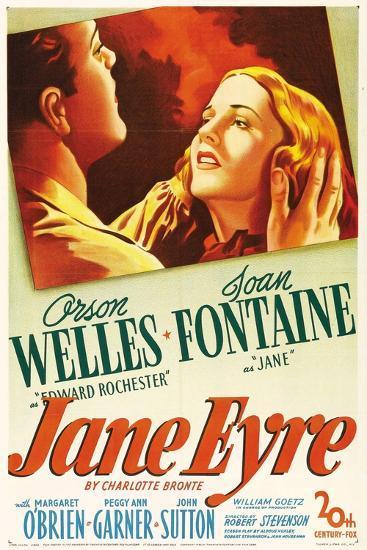 Jane Eyre, 1944, Directed by Robert Stevenson--Giclee Print