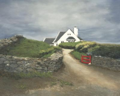 Approaching Storm, Doolin, County Clare by Jane Gibout