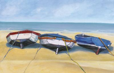 Beach Boats, St. Ives