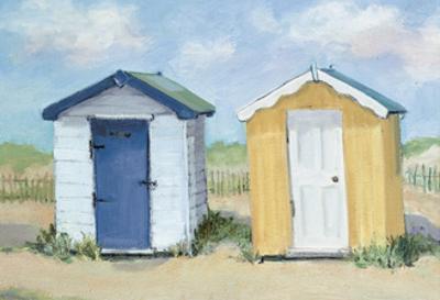 Two Beach Huts