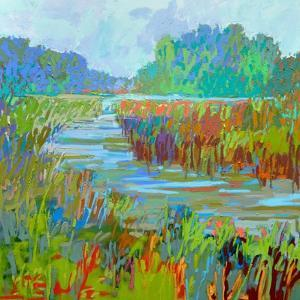 A Bend in the River by Jane Schmidt
