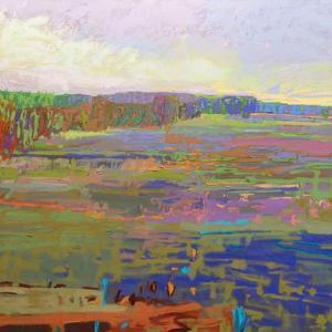Color Field 24 by Jane Schmidt