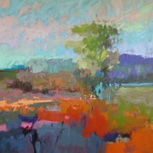 Colorfield XII by Jane Schmidt