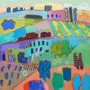 If Happy Was a Landscape by Jane Schmidt