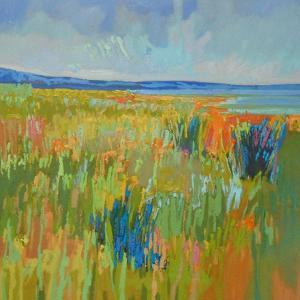 Lake Shore II by Jane Schmidt
