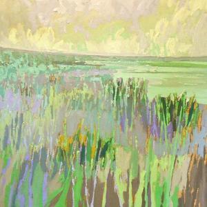 Lake Shore III by Jane Schmidt