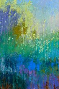 Landscape Within - Left by Jane Schmidt