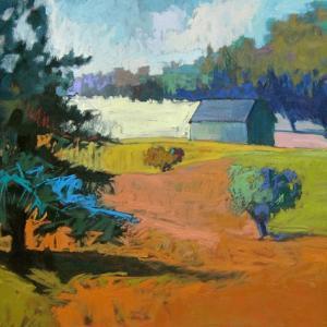 Paysage Cinq by Jane Schmidt