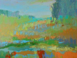 Southern View II by Jane Schmidt