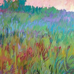 Spring Greens by Jane Schmidt