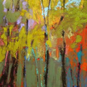 Trees Three by Jane Schmidt