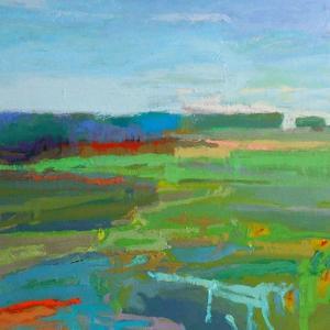 Vinalhaven #5 by Jane Schmidt