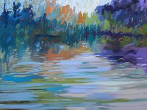 Waterways VI by Jane Schmidt