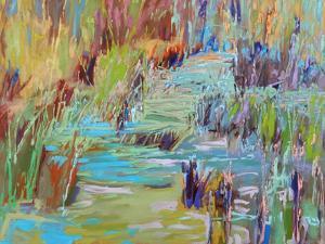 Winding Through by Jane Schmidt
