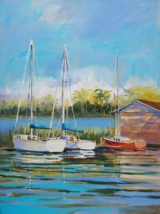 Boats by Jane Slivka