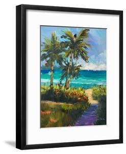Caribbean View II by Jane Slivka