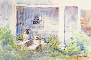 Front Porch by Jane Slivka