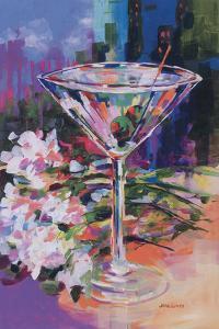 N.Y. Martini by Jane Slivka