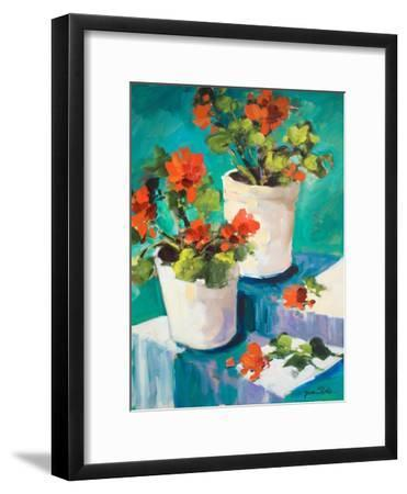 Potted Poppies