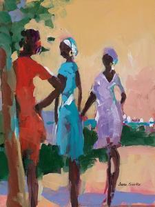 Saturday Morning II by Jane Slivka