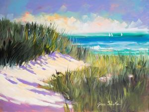 Seagrass Shore by Jane Slivka