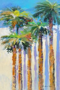 Shadow Palms II by Jane Slivka