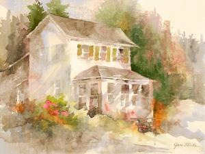Summer Home II by Jane Slivka
