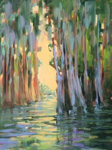 Through the Marsh I by Jane Slivka