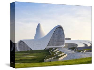 Azerbaijan, Baku, Heydar Aliyev Cultural Center