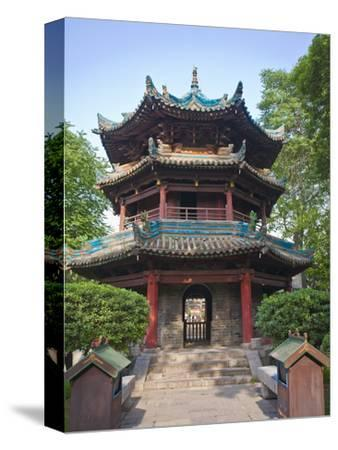 China, Shaanxi, Xi'An, Great Mosque, the Introspection Pavilion