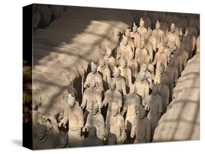 China, Shaanxi, Xi'An, the Terracotta Army Museum, Terracotta Warriors