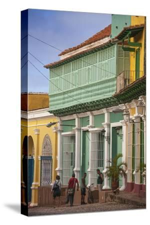 Colourful Houses in Historical Center