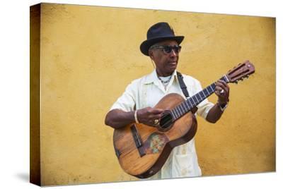 Cuba, Santiago De Cuba Province, Santiago De Cuba, Historical Center, Musician
