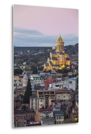 Georgia, Tbilisi,Avlabari, Tsminda Sameba Cathedral (Holy Trinity Cathedral)