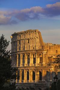 Italy, Lazio, Rome, the Colosseum by Jane Sweeney