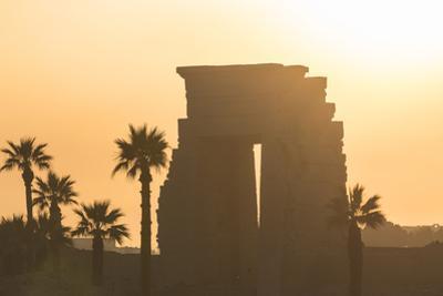 Karnak Temple, UNESCO World Heritage Site, near Luxor, Egypt, North Africa, Africa by Jane Sweeney