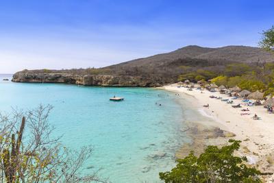 Knip Beach, Curacao, West Indies, Lesser Antilles, Former Netherlands Antilles