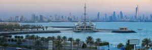 Kuwait, Kuwait City, Salmiya, Marina Waves Leisure Complex by Jane Sweeney
