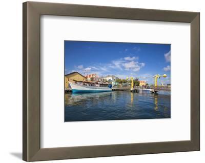 L.B. Smith Bridge, Punda, Willemstad, Curacao, West Indies