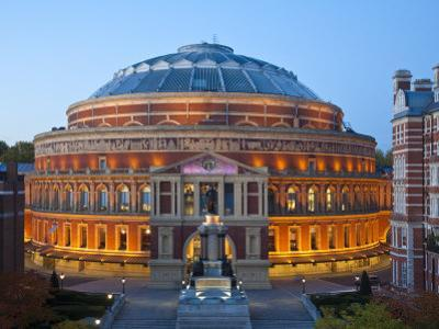 London, Kensington, Royal Albert Hall, England by Jane Sweeney