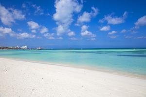 Palm Beach, Aruba, Lesser Antilles, Netherlands Antilles, Caribbean, Central America by Jane Sweeney