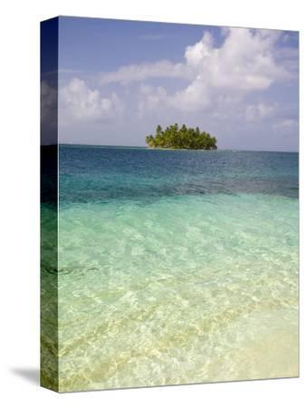 Panama, Comarca de Kuna Yala, San Blas Islands, Tropical Island