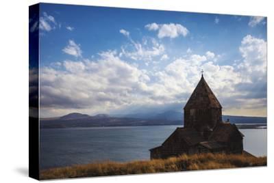Sevanavank Monastery, Lake Seven, Armenia, Central Asia, Asia