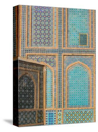 Shrine of Hazrat Ali, Who was Assassinated in 661, Mazar-I-Sharif, Balkh Province, Afghanistan
