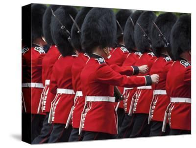 United Kingdom, England, London, the Mall, Trooping of the Colour, Solders/Guards