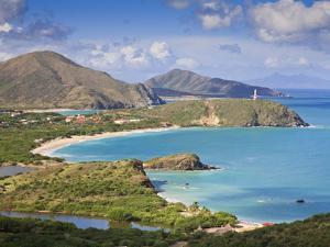 Venezuela, Nueva Esparta, Isla De Margarita - Margarita Island, View of Playas Puerto Viejo, Puerto by Jane Sweeney