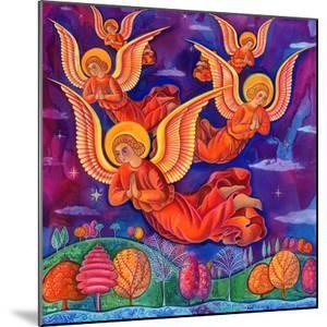 Angels, 1999, by Jane Tattersfield